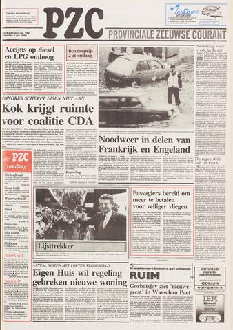Provinciale Zeeuwse Courant 1989-07-08