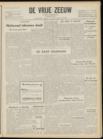 de Vrije Zeeuw 1953-02-21