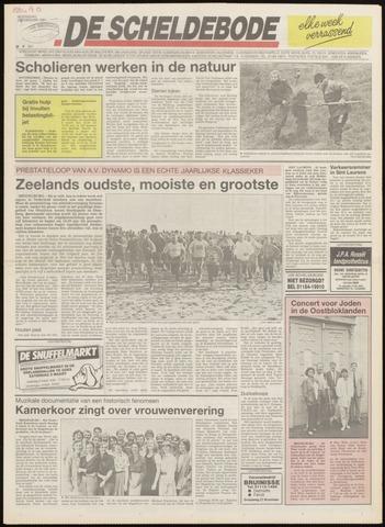Scheldebode 1991-02-27