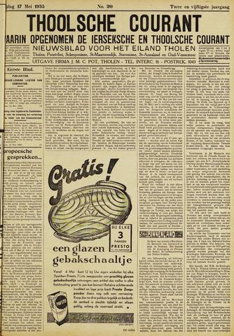 Ierseksche en Thoolsche Courant 1935-05-17