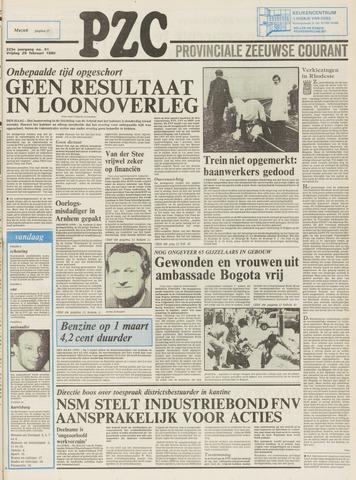 Provinciale Zeeuwse Courant 1980-02-29