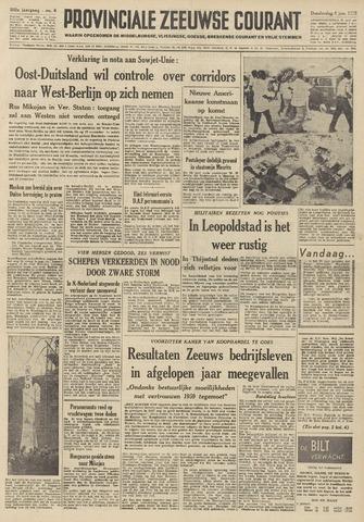 Provinciale Zeeuwse Courant 1959-01-08