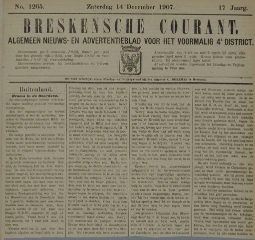 Breskensche Courant 1907-12-14