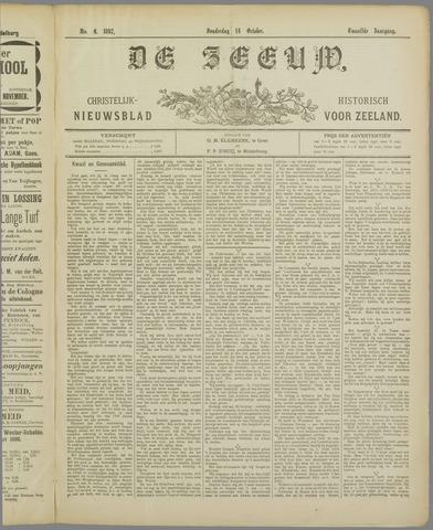 De Zeeuw. Christelijk-historisch nieuwsblad voor Zeeland 1897-10-14
