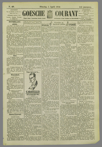 Goessche Courant 1924-04-01