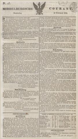 Middelburgsche Courant 1832-02-23