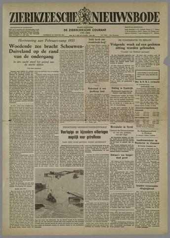 Zierikzeesche Nieuwsbode 1954-01-30