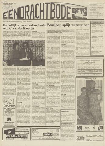 Eendrachtbode (1945-heden)/Mededeelingenblad voor het eiland Tholen (1944/45) 1979-12-06