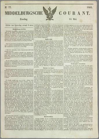 Middelburgsche Courant 1865-05-14
