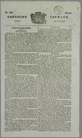 Goessche Courant 1840-10-30