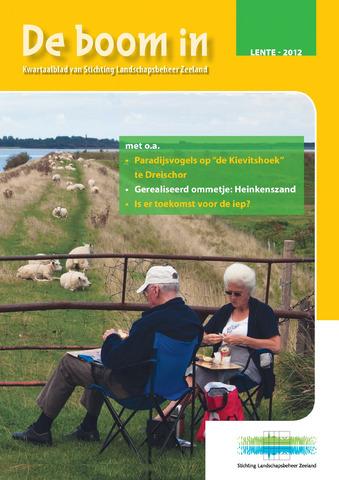 Landschapsbeheer Zeeland - de Boom in 2012-03-21