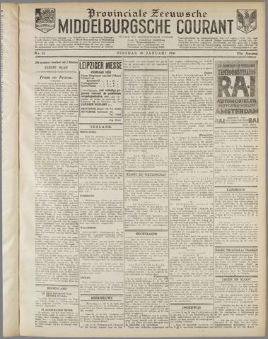 Middelburgsche Courant 1930-01-28