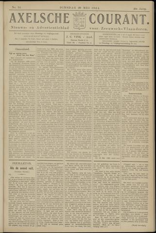 Axelsche Courant 1924-05-20