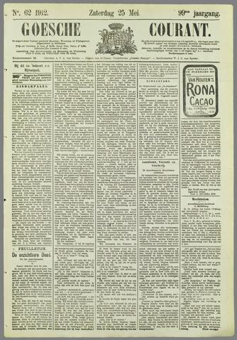 Goessche Courant 1912-05-25