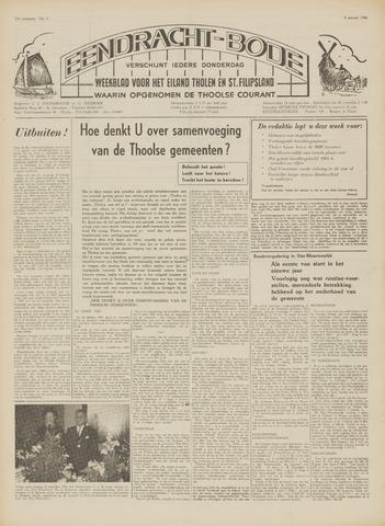 Eendrachtbode (1945-heden)/Mededeelingenblad voor het eiland Tholen (1944/45) 1966