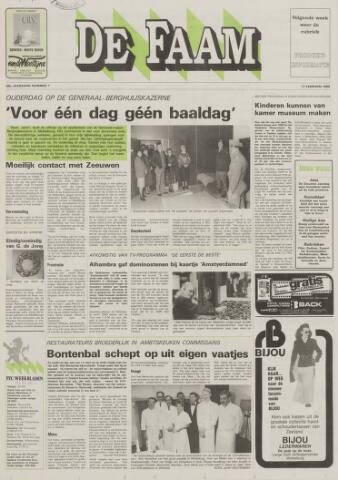 de Faam en de Faam/de Vlissinger 1988-02-17