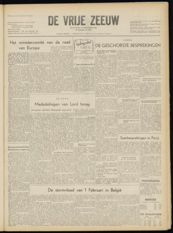 de Vrije Zeeuw 1953-12-14