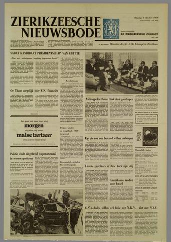 Zierikzeesche Nieuwsbode 1970-10-06