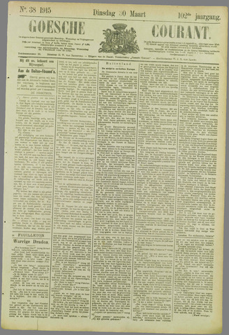 Goessche Courant 1915-03-30