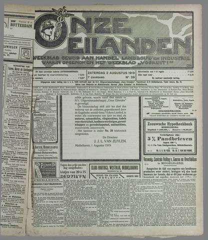 Onze Eilanden 1919-08-02