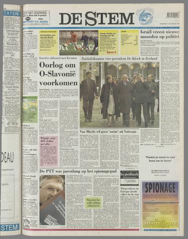 de Stem 1995-11-13