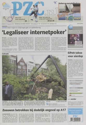 Provinciale Zeeuwse Courant 2010-08-24
