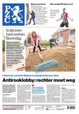 Provinciale Zeeuwse Courant 2018-09-24