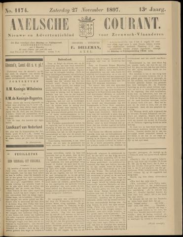 Axelsche Courant 1897-11-27