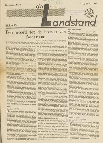 De landstand in Zeeland, geïllustreerd weekblad. 1943-03-12