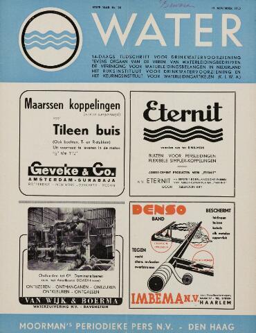 Watersnood documentatie 1953 - tijdschriften 1953-11-19