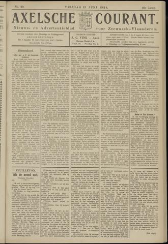 Axelsche Courant 1924-06-13