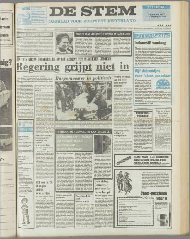 de Stem 1977-01-22