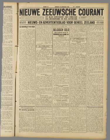 Nieuwe Zeeuwsche Courant 1930-08-26