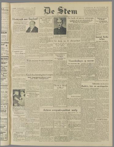 de Stem 1947-10-28