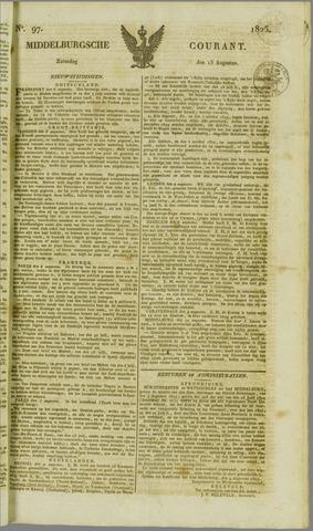 Middelburgsche Courant 1825-08-13