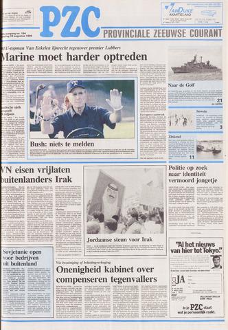 Provinciale Zeeuwse Courant 1990-08-18