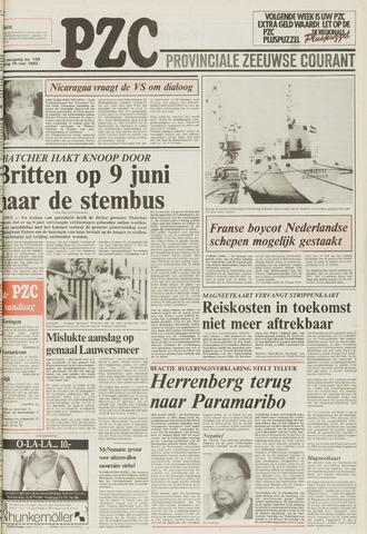 Provinciale Zeeuwse Courant 1983-05-10