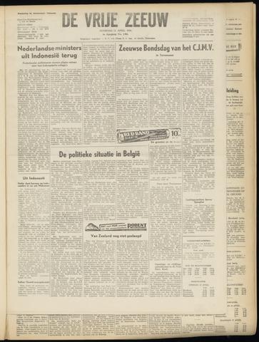 de Vrije Zeeuw 1950-04-11