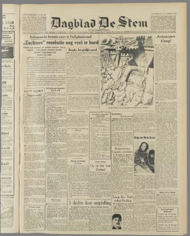de Stem 1949-01-22