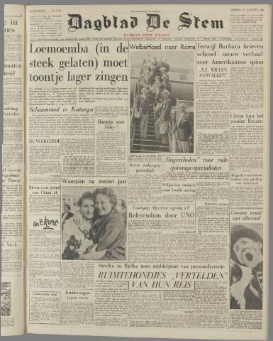 de Stem 1960-08-23