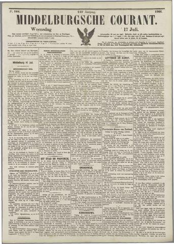 Middelburgsche Courant 1901-07-17