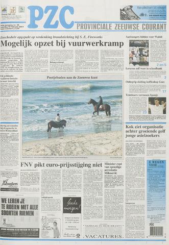 Provinciale Zeeuwse Courant 2001-02-10
