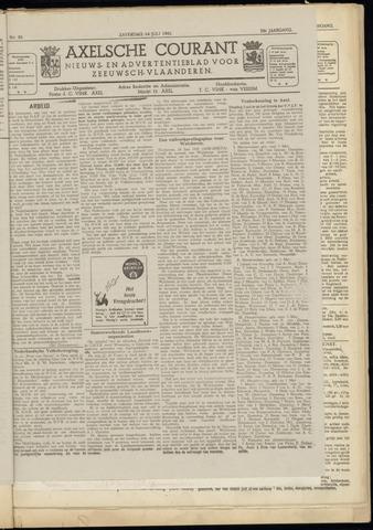 Axelsche Courant 1945-07-14