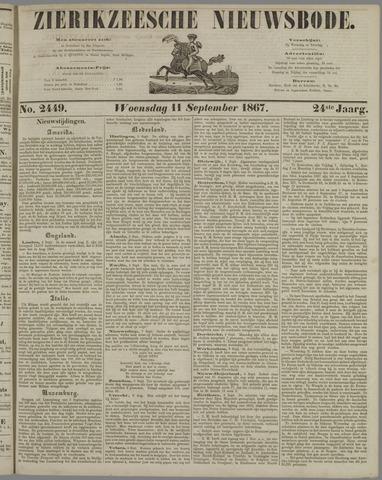 Zierikzeesche Nieuwsbode 1867-09-11