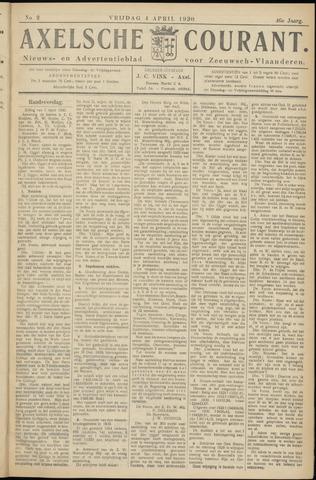 Axelsche Courant 1930-04-04