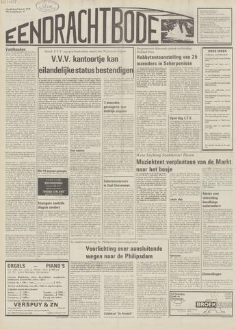 Eendrachtbode (1945-heden)/Mededeelingenblad voor het eiland Tholen (1944/45) 1979-03-08