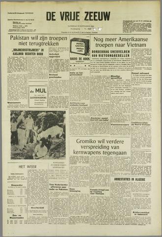 de Vrije Zeeuw 1965-09-25