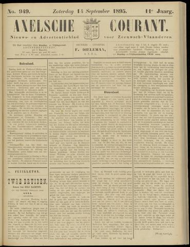 Axelsche Courant 1895-09-14