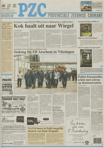 Provinciale Zeeuwse Courant 1999-05-22