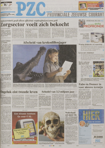 Provinciale Zeeuwse Courant 2006-09-21